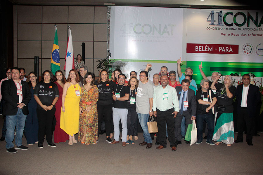 XLI - CONAT – Congresso Nacional da Advocacia Trabalhista
