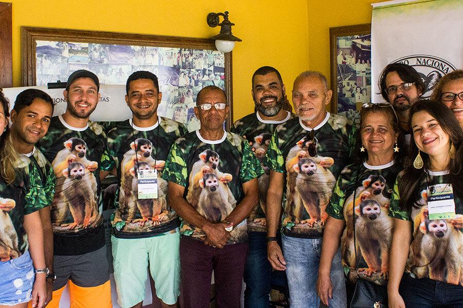 Congresso Brasileiro de Primatologia